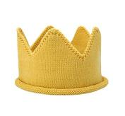 Kingken Adorable Warm Handmade Knit Crochet Beanie Warm Cap Crown Hat for Baby Boy Girl
