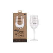 CGB Giftware Loft Mums Wine Glass (One Size)