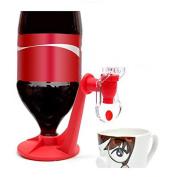 Dispenser Supply Drinks Anti Splash Red