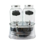 Saveur et Degustation kv7187 Fountain/Polypropylene/Metal/Glass 10 x 10 x 10 cm
