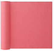 Cotton Luncheon Napkin - 20cm X 20cm - 25 Units On A Roll - Coral