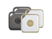 Tile Combo Pack - Tile Sport and Tile Style combo pack. Key Finder. Phone Finder. Anything Finder - 2-pack Sport & 2-pack Style
