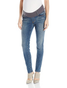 Maternal America womens Skinny Ankle Jeans Maternity Jeans