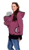 GTKC Women Multifunctional Kangaroo Jacket Baby Carrier Sweatshirt