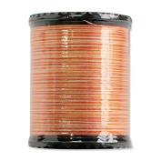 Superior Threads 13701-502 50 WT Tiara Variegated Silk Thread, Orange, 273 yd