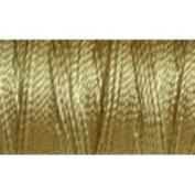 YLI 25006-399 Pearl Crown Rayon Thread, 200 yd, Desert Tan