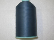 Grey (57) - Polyester - Woolly Ovelocking Sewing Thread 7000 yards
