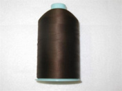 Bulk Chocolate (12) - Polyester - Woolly Ovelocking Sewing Thread 7000 yards