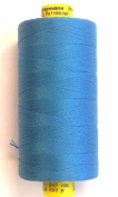 Gütermann Mara 50 Jeans Quilt Thread 500 m Roll Teal Neon 3549