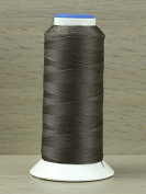 Bonded Nylon 40's Sewing Thread 500m Mid Grey - each
