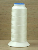 Bonded Nylon 40's Sewing Thread 500m Natural - each