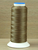Bonded Nylon 40's Sewing Thread 500m Beige - each
