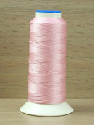 Bonded Nylon 40's Sewing Thread 500m Pink - each