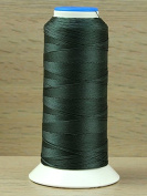 Bonded Nylon 40's Sewing Thread 500m Bottle Green - each