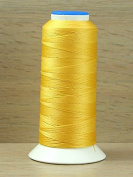 Bonded Nylon 40's Sewing Thread 500m Yellow - each