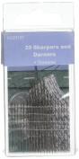 TSL 29 Sharps and Darning Needles, Silver