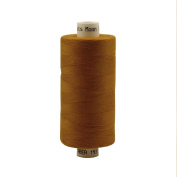 Coats Moon Spun Polyester Sewing Thread 1000 Yards - M073 - Dusky Orange