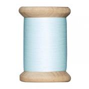 Tilda Wooden Spool Sewing Thread 400m Light Blue - per spool