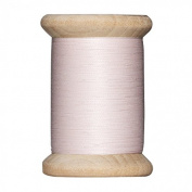 Tilda Wooden Spool Sewing Thread 400m Pink - per spool