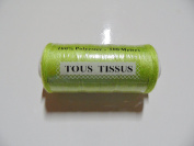 SPOOL OF THREAD 100% Polyester 500 Metres Green