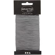 Reflective thread, W
