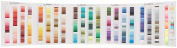 FUJIX (Fujix) King Star sewing machine embroidery thread (for industrial use) sample book