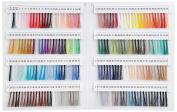 FUJIX (Fujix) Fine sewing thread, hand-sewn yarn sample book