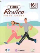 FUJIX (Fujix) Rejiron for knit sewing thread swatch book