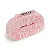 Popband Poplaces No Tie Shoe Laces, Neon Pink