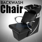 Hair Washing Back wash Salon Barber Chair Hairdressing Shampoo Hollywood Black