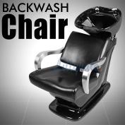 Hair Washing Back wash Salon Barber Chair Hairdressing Shampoo Barcelona Black