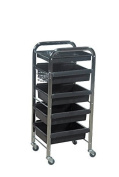 Salon Hair Colouring Trolley Beauty Equipment Cart Spa TB15 by BestSalon