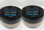 Panto Legend Matt Finish Hair Styling Wax 150ml (2 PCs Offer) NEW Packing