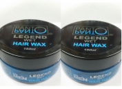 Panto Legend Wet Hair Styling Wax 150ml - Bubble Gum Scent (2 Pcs Offer) NEW Packing