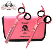 Hair Cutting Thinning Scissors Shears Set Hairdressing Salon Professional Barber Beautician College Kit