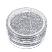 Glitter EyeShadow,Yukong Sparkly Holographic Silver Glitter Loose Powder Eyeshadow