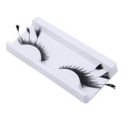 Chinget 3D Natural False Eyelashes Eye Tail Feathers Style Eyelashes Extension
