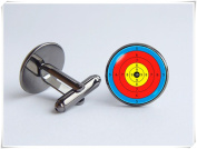 Play cufflinks Game jewellery Darts cufflinks