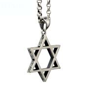 HFJ & YIE & H Men Korean fashion Thai silver jewellery pendants 925 silver necklace clavicle chain personality accessories female