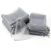 Anladia Organza Drawstring Gift Bags Jewellery Christmas Packing Pouches Wedding Party Favour