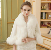 Women's Wrap Coats/Jackets Faux Fur Wedding Party/ Evening Fur