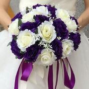 LNPP Wedding Flowers Bouquets Wedding Silk 9.84