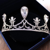 bride Crown Simple fashion marry Jewellery Beauty supplies