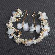 Bride headdress hoop wedding photo studio wedding accessories