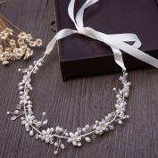 Little Fresh Soft chain Hair Belt Bride Korean style Headdress Hair Hoop