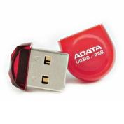 ADATA 8GB USB 2.0 UD310 Dashdrive Durable Memory Pen, Micro, Rugged, Red