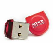ADATA 16GB USB 2.0 UD310 Dashdrive Durable Memory Pen, Micro, Rugged, Red