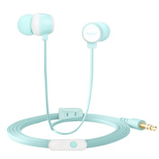 For iPhone For Samsung Colourful Stylish Earbuds Earphone,Y56 For iPhone For Samsung For Xiaomi Universal 3.5mm In-Ear Stereo Earbuds Earphone With Mic For Cell Phone