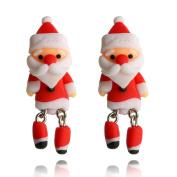 Santa Claus Christmas Drop Earrings SOMESUN Jewellery Women Dangle Earrings New Year Gift
