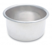 3 Claveles 11742 Bowl Shaving 9.5 cm, stainless steel